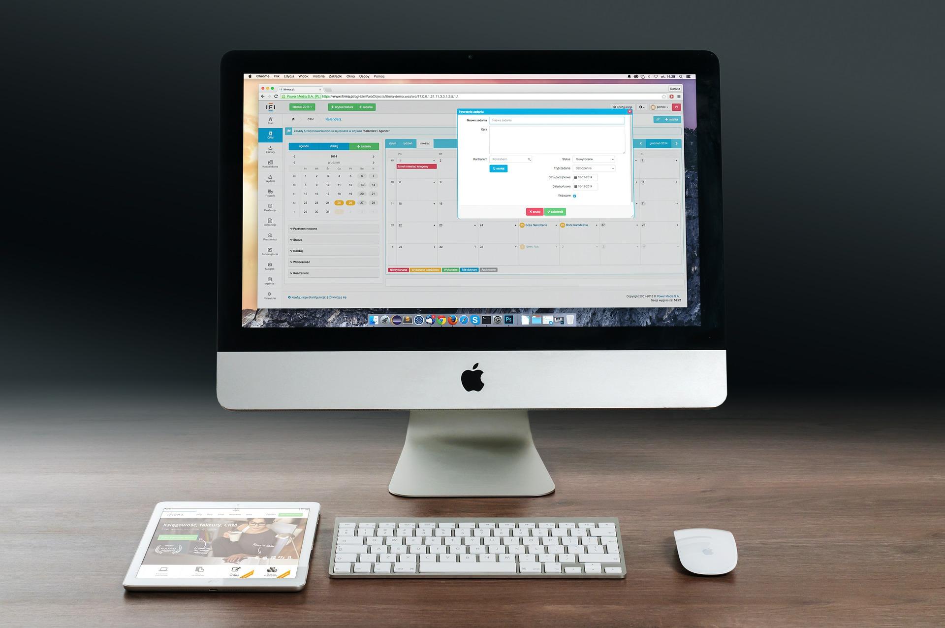 Webdesign für Gewerbe & Shop
